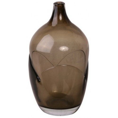 Lalique Blob Vase - Beige Grey £39.99