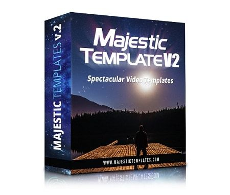 Majestic Templates V2 – what is it? Majestic Templates V2 is back and packed with even more dazzling and unique video templates that will blow you away.