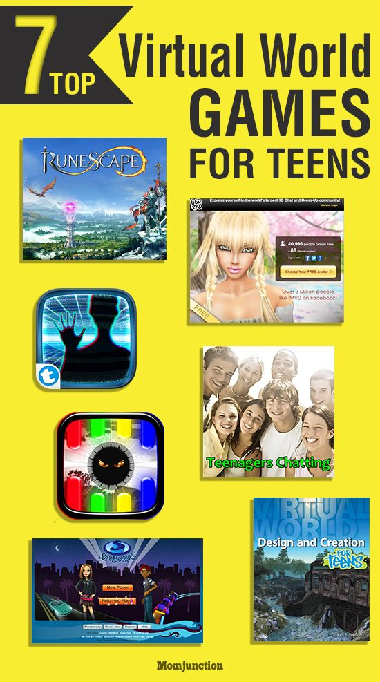 The 25 best virtual world games ideas on pinterest simulator 7 top and fun virtual world games for teens sciox Image collections