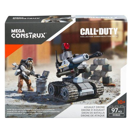 Mega Construx Call of Duty Assault Drone Building Kit