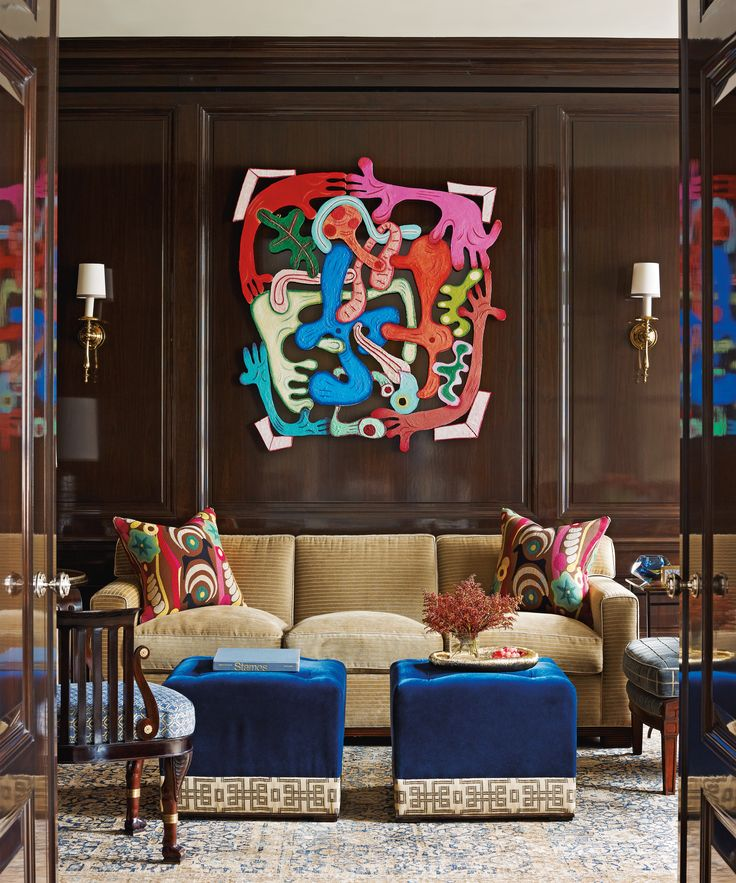 10 Questions with Marshall Watson, Expanding on the Principles of Elegance - Hadley Court - Interior Design Blog