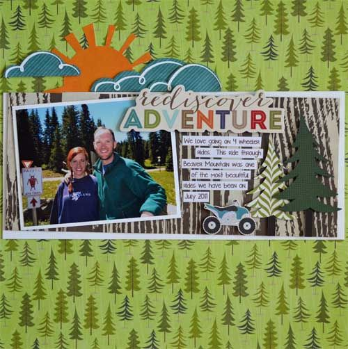99 Best Beachtravel And Adventure Scrapbook Pages Images On