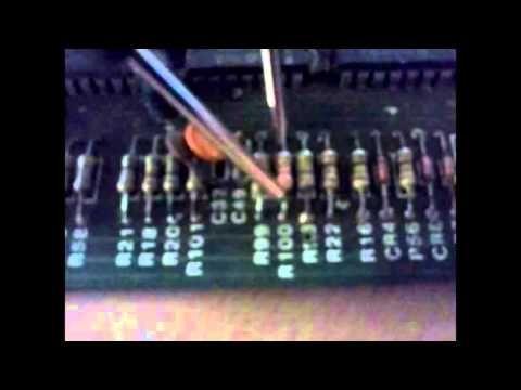 Como medir componentes electrónicos - YouTube