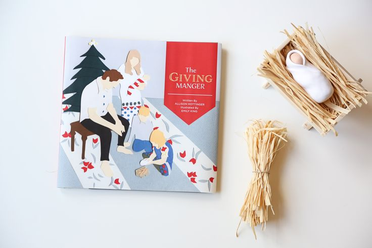 The GIVING MANGER is a fun + interactive Christmas tradition that helps families focus on giving and the true meaning of Christmas.  The complete set includes a book, manger, straw and baby Jesus.   Pre-order through KICKSTARTER, to receive your GIVING MANGER in time for this Christmas season! #thegivingmanger  https://www.kickstarter.com/projects/1580023344/the-giving-manger-a-fun-and-interactive-christmas  www.thegivingmanger.com