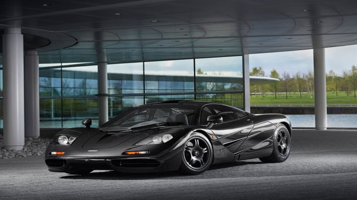 Like-new McLaren F1 for sale with just 2,800 miles - Autoblog