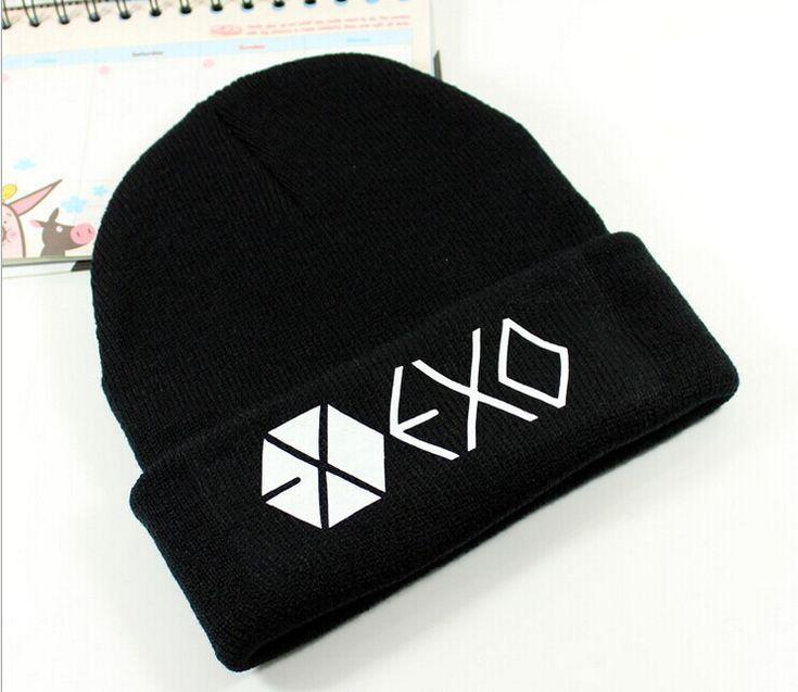 2016 Hot Sale Letter Adult Casual Unisex Chapeau Homme Cappelli Exo Exo-m Exo-k Mama Kpop Cap Hats New Hat Album Download