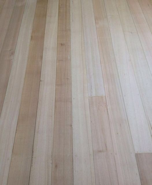 Lime washed blackbutt flooring Allow 80.00 - 90.00 M2