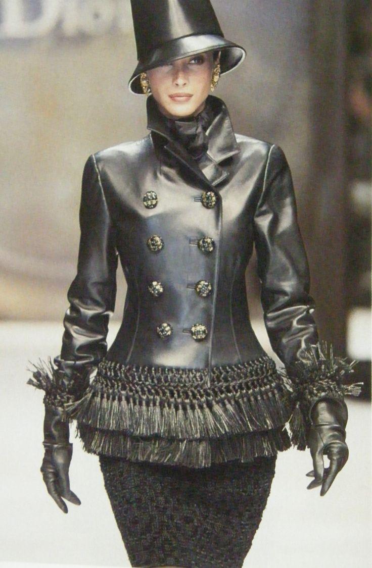 Dior by Gianfranco Ferre Fall 1993