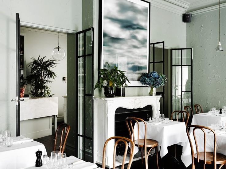 Entrecte In South Yarra Melbourne Parisian Steakhouse And Bar Is Located Australia The First For Was