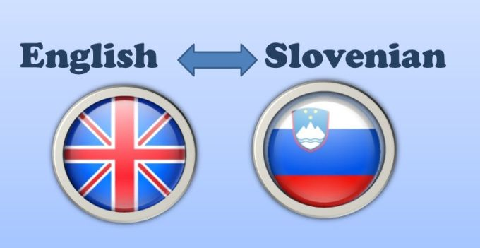 translate from English to Slovenian and vice versa by yania227