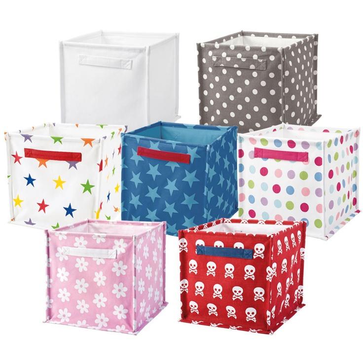 Canvas Storage Cubes   All Storage   Storage   Gltc.co.uk