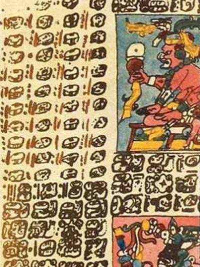 La création du monde chez les indiens Mayas d'après le Popol Vuh