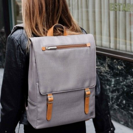 Lite Laptop Backpack by Moshi designed in the USA #MONOQI