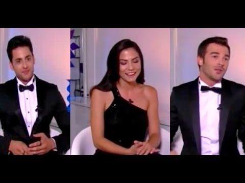 لقاء مع ابطال مسلسل رائحة الفراوله - برنامج اجمل حلقة 2015