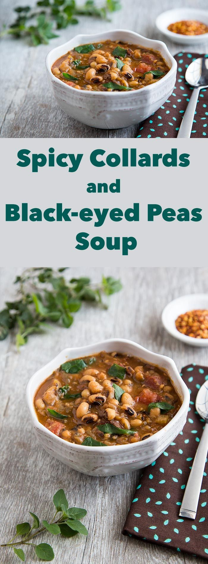 This low-fat, vegan soup can be made in the Instant Pot or pressure cooker or in any old pot on your stove. Delicious and healthy!