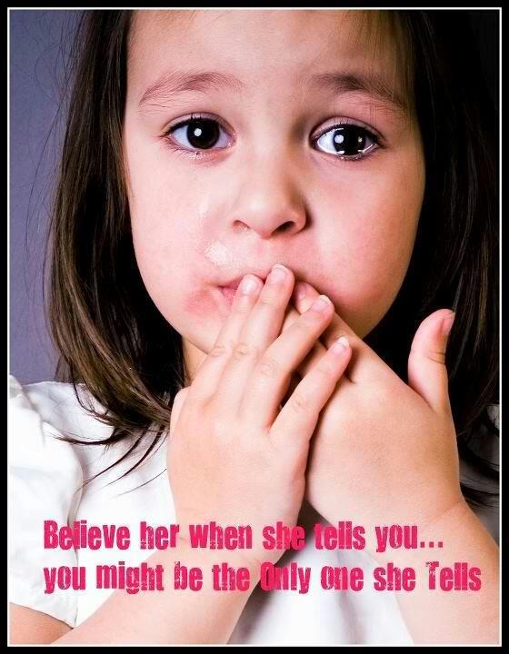 Segun la orgnizacion #Lauren's kids el 95% de los abusos puedes ser evitados a traves de #educacacion #sexual
