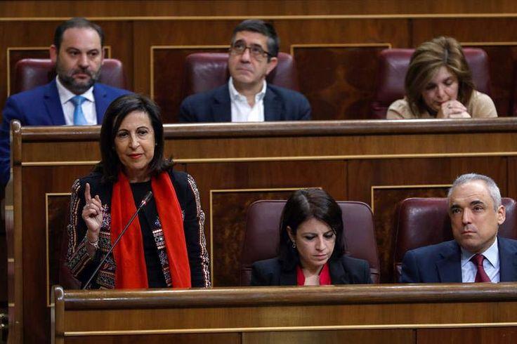 Enfado en el PSOE por no haber sido consultado en el nombramiento del fiscal general del Estado