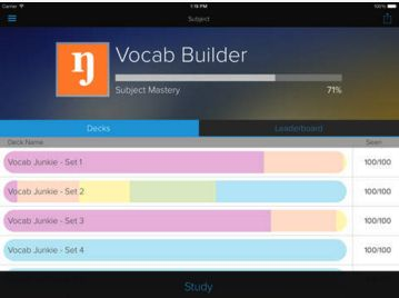6 Great Apps for Learning Vocabulary
