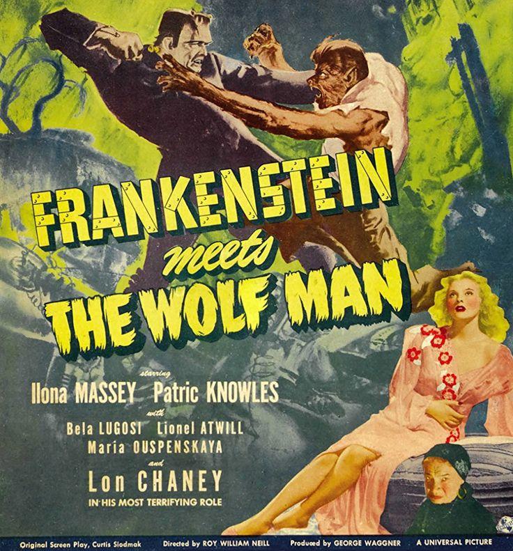 Ilona Massey in Frankenstein Meets the Wolf Man (1943
