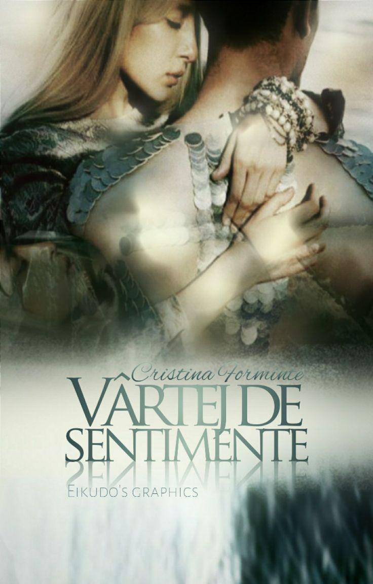 Wattpad Cover for Cristina Forminte.