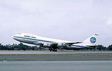 Pan Am Flight 103 - Wikipedia, the free encyclopedia (December 1988)