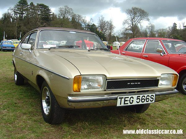 Ford Capri I Loved Owning A Think It Is One The Sexiest Sports Cars Ever Designed For Every Day Pocket However This Being Engine Was