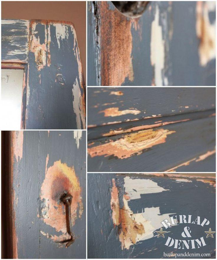 Dumped | Old doors and window ideas | Pinterest