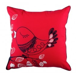 Ana Birdie Scatter Cushion by Kas Kids