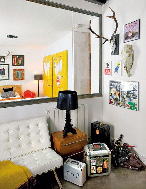 Small Apartment Ideas Vintage
