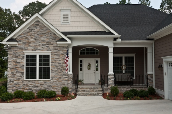 1000 Images About Exterior Stone On Pinterest