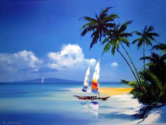 'Island Fantasy' by Hong Leung