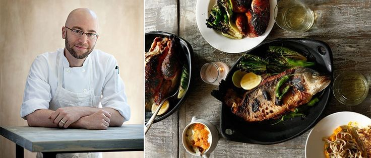 Chef Greg Vernick gives his best easy kitchen tricks to help home cooks turn out attractive, pro-looking plates.