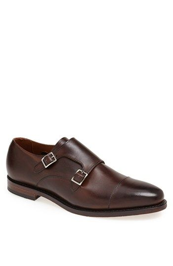 Allen Edmonds 'Mora' Double Monk Shoe (Men) available at #Nordstrom
