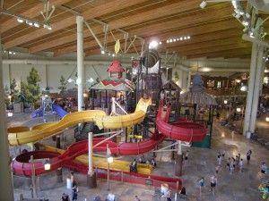 Great Wolf Lodge at Grand Mound: resorts for kids in Washington!