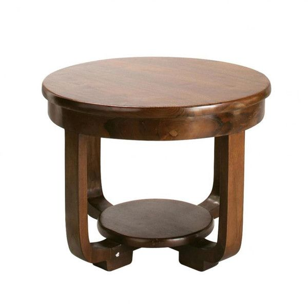 the charleston round coffee table is a living room coffee table the solid wood coffee table is a delightful wooden living room table with an art buy zina solidwood side table