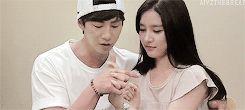 Song Jaerim & Kim Soeun (Solim Couple)