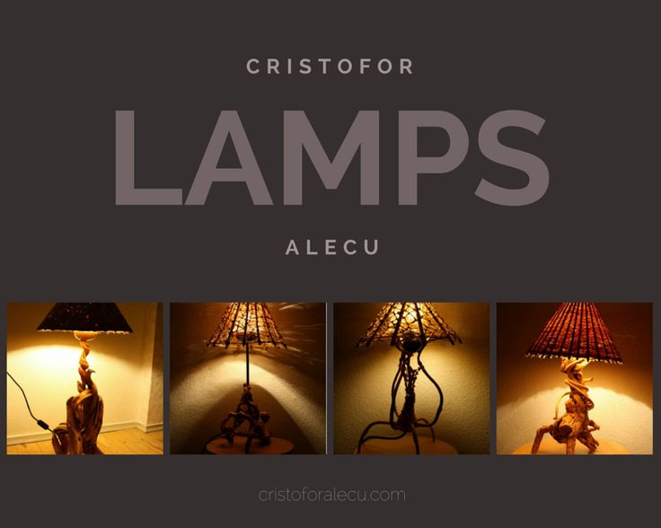 Contact | Lamps by Cristofor Alecu