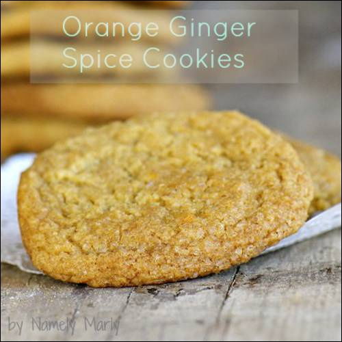 Orange Ginger Cookies Recipes — Dishmaps