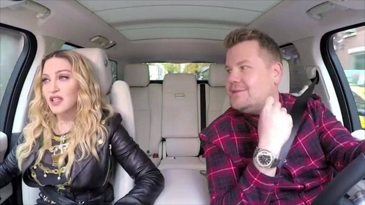 A trailer has been released for Madonna's forthcoming appearance on James Corden's Carpool Karaoke, after the Material Girl star posted a teasing photograph of the duo posted to her Instagram in November.