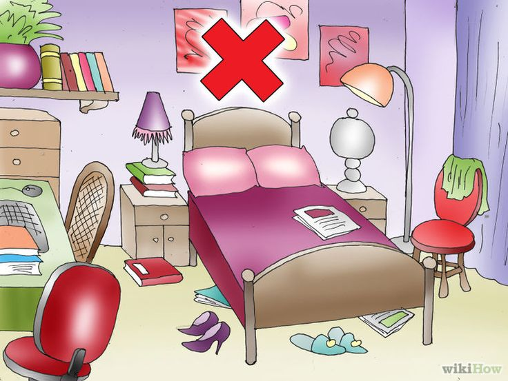 Feng Shui Your Bedroom Step 26 Version 2.jpg - Make sure your bedroom isn't too crowded