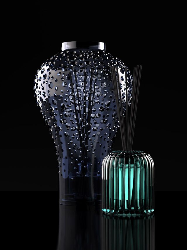 Kartell Fragrances  Ming & Cache Cache Diffuser