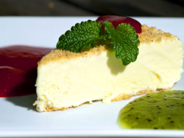 Mamma Evas cheesecake (kock Lina Hedlund)