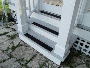 Non Slip Stair Treads Are The Aluminum Alternative To Paint   Non Skid  Treads For Stairs And Surfaces. Indoor/outdoor Use.