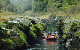 Rafting River Valley