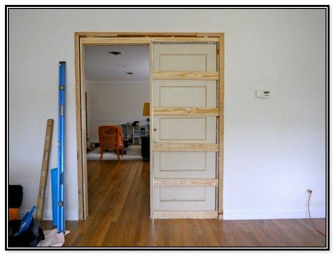 Sensational Looking Pocket Door Framing More Design Http://maycut.com/wood