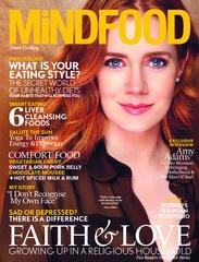 MiNDFOOD Magazine July cover - Amy Adams