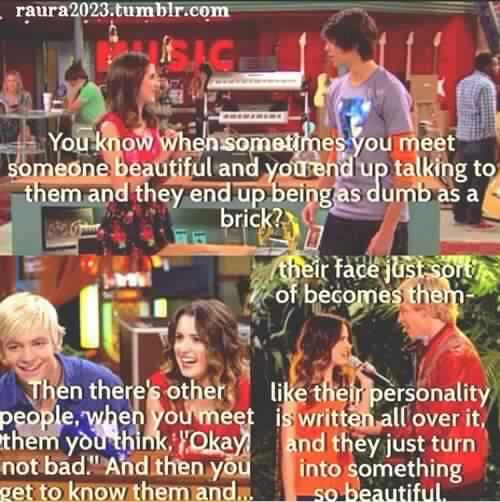 Auslly with an Amy Pond quote . . . THE FEELS
