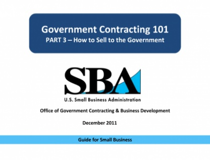 how to become a federal government contractor