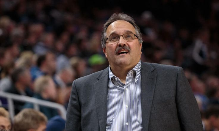 """Stan Van Gundy Vs. Social Injustice And Pistons Vs. Oklahoma City Thunder = [podcast] Pistons coach Stan Van Gundy took to Time Magazine to call athletes kneeling during the National Anthem """"patriots."""" He also recently talked about....."""