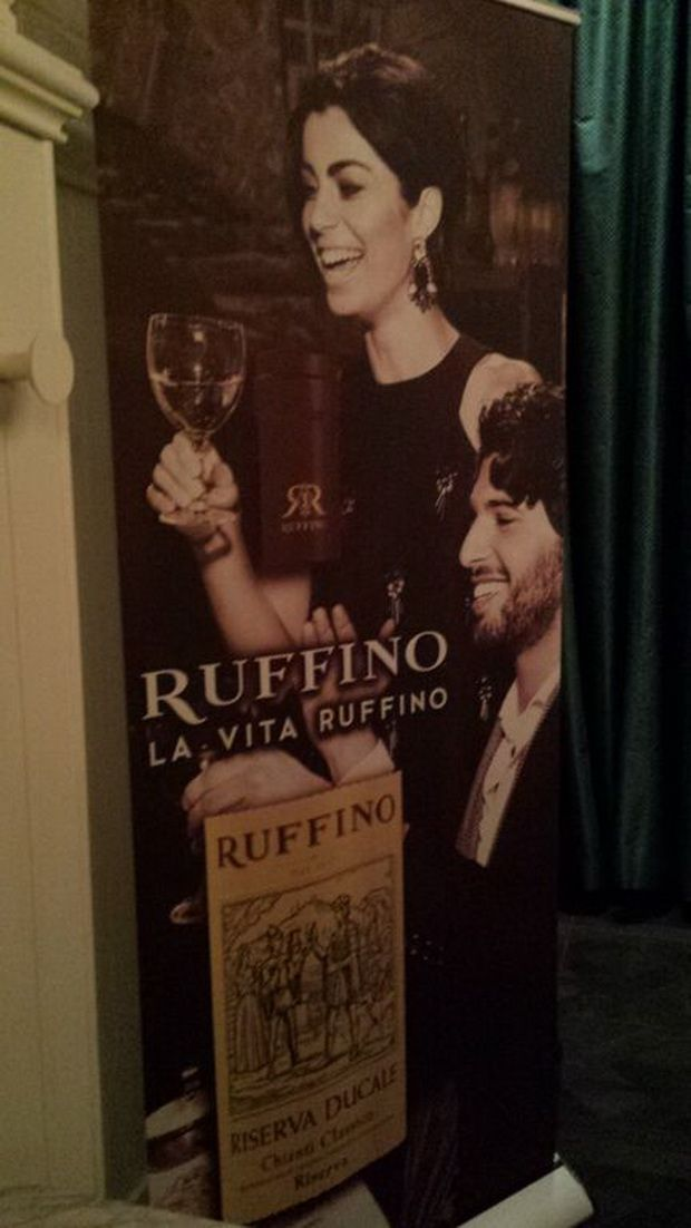 Ruffino Wines: A Taste of Tuscan Life, Sun and Soil   November 5, 2015  Natalie MacLean  Best Wines, Brunello di Montalcino 2006, Brunello di Montalcino 2008, Chianti Classico, Events, Italian Wine, Pinot Grigio 2014, Red Wine, White Wine, Wine Tasting Event, Winemaker Dinner